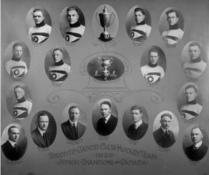 1919-20 Eastern Canada Memorial Cup Playoffs