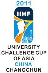 2011 IIHF University Challenge Cup of Asia
