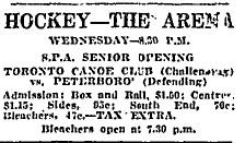 1925 SPA Senior Tournament