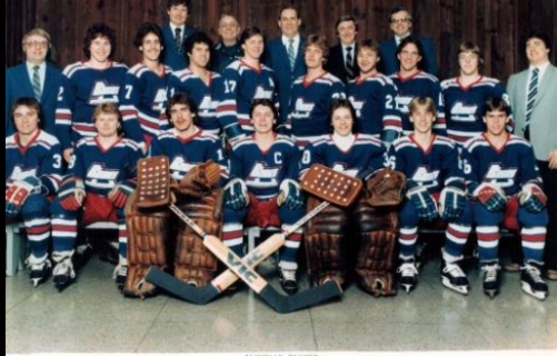 1982-83 CJBHL Season
