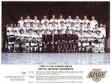 1990–91 Los Angeles Kings season