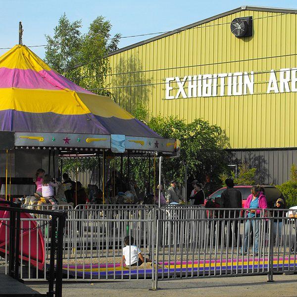 Hants Exhibition Arena