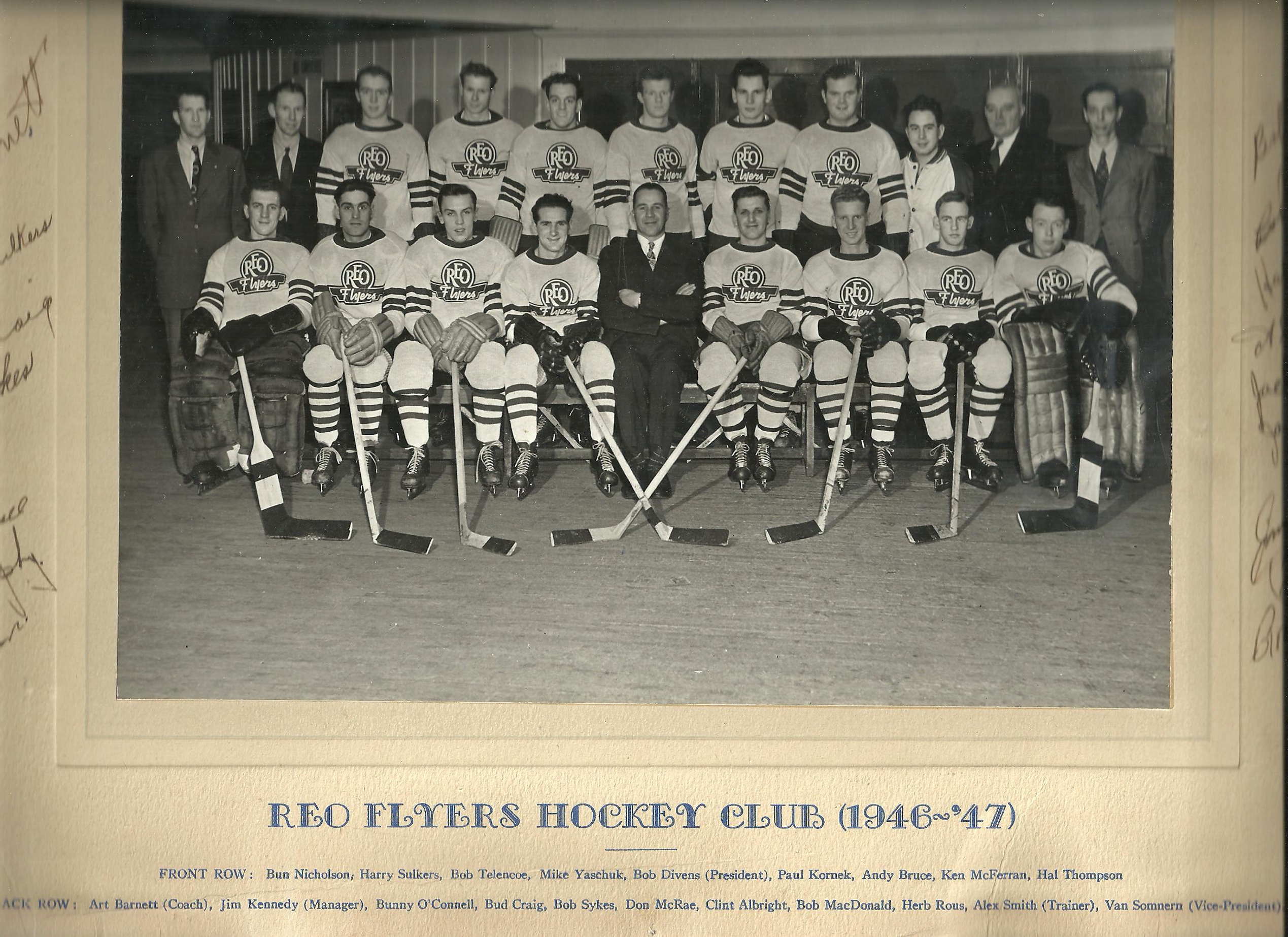 Winnipeg Reo Flyers