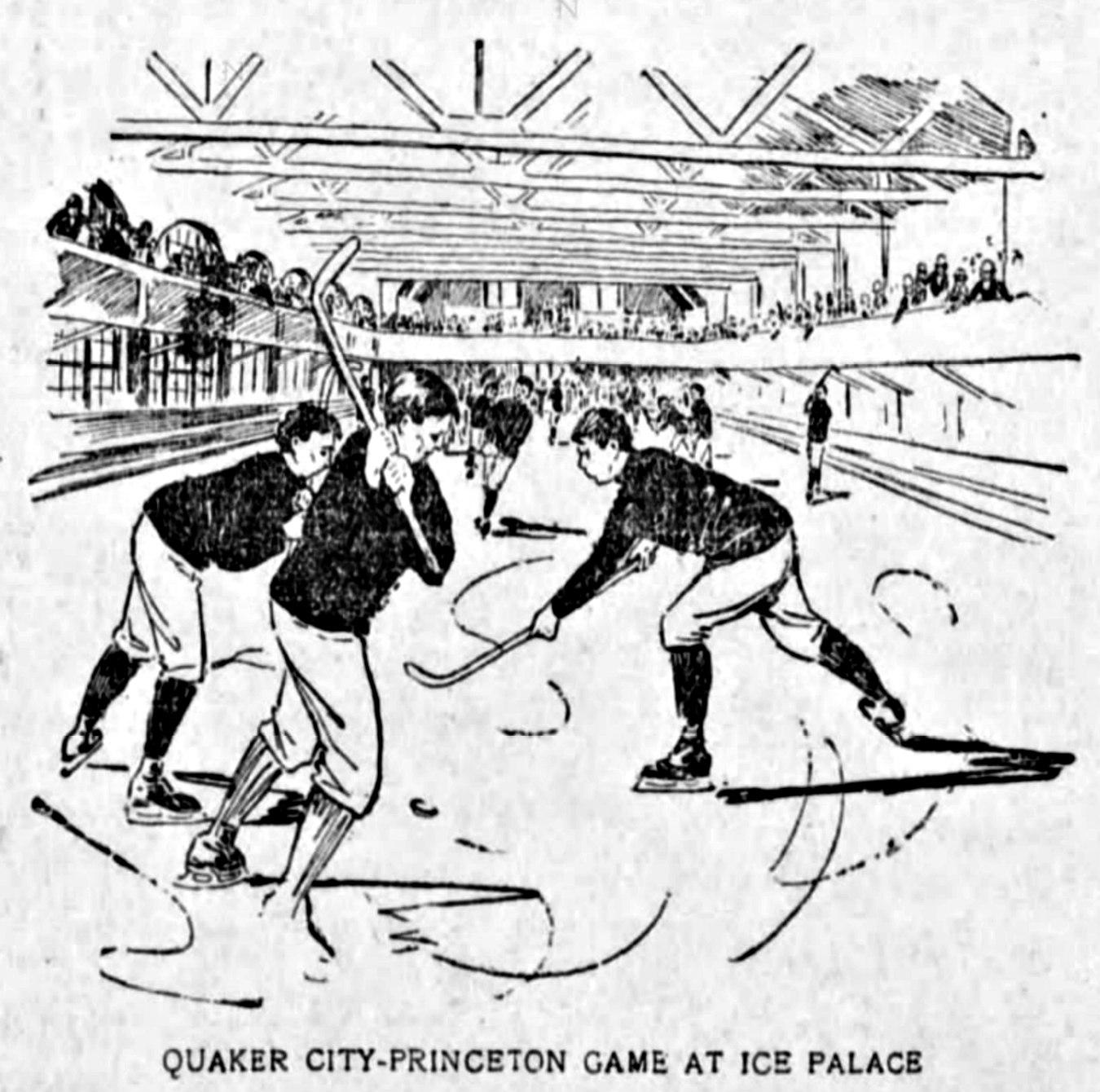 West Park Ice Palace
