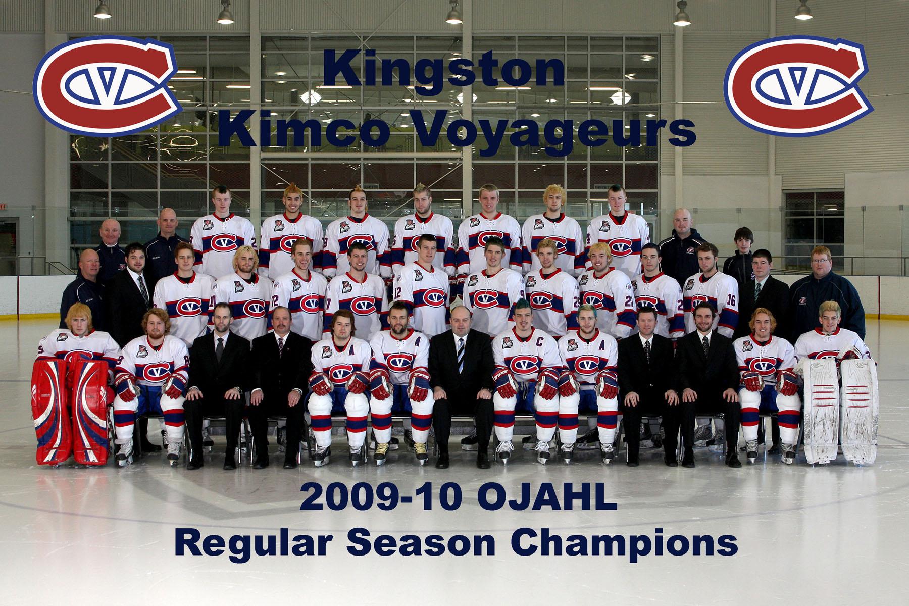 2009-10 OJAHL Season