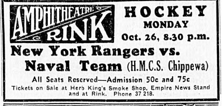 1942–43 New York Rangers season