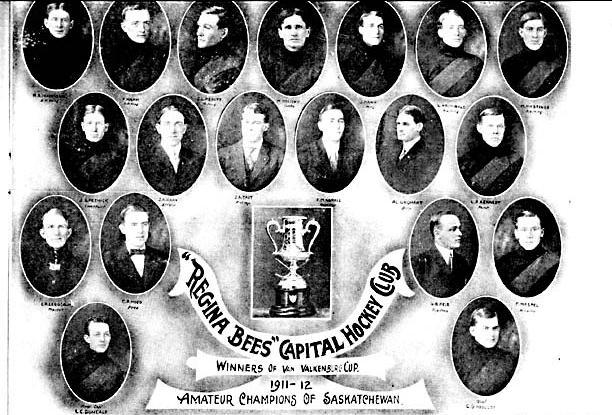 1911-12 Saskatchewan Senior Playoffs