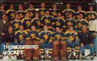 1985-86 CWUAA Season