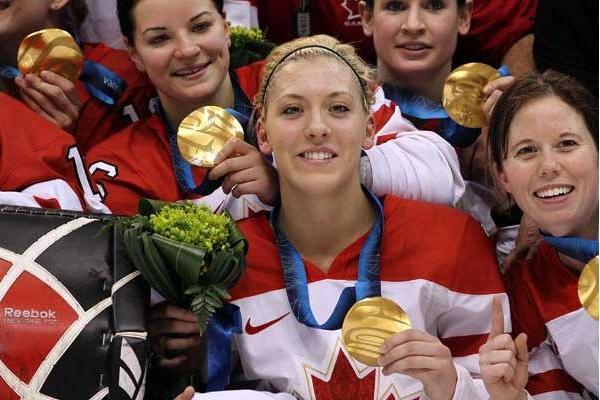2009–10 Canada women's national ice hockey team