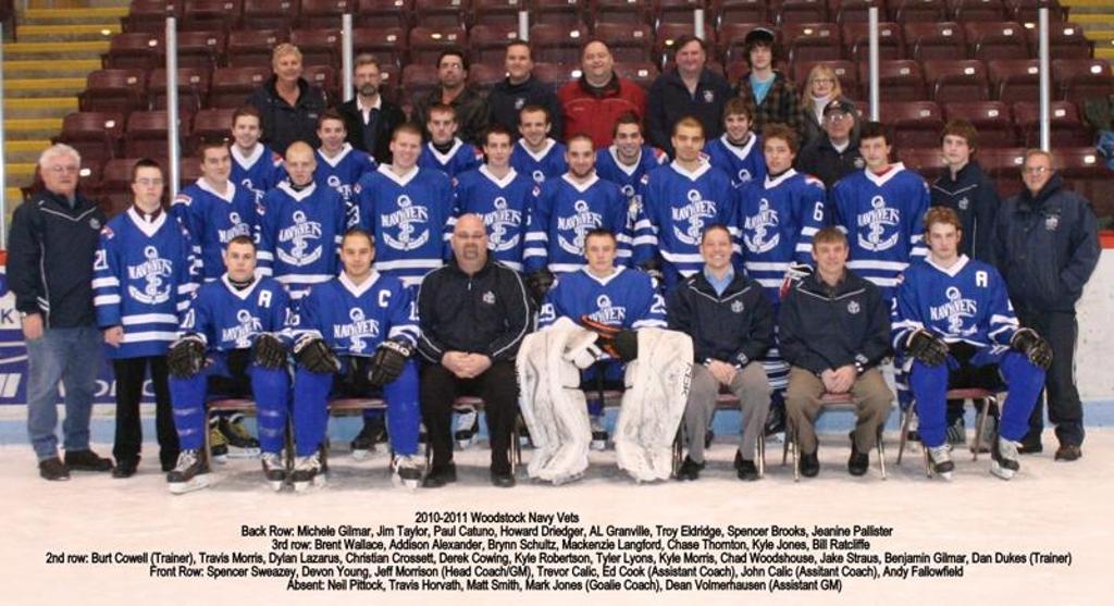 2010-11 NDJCHL Season