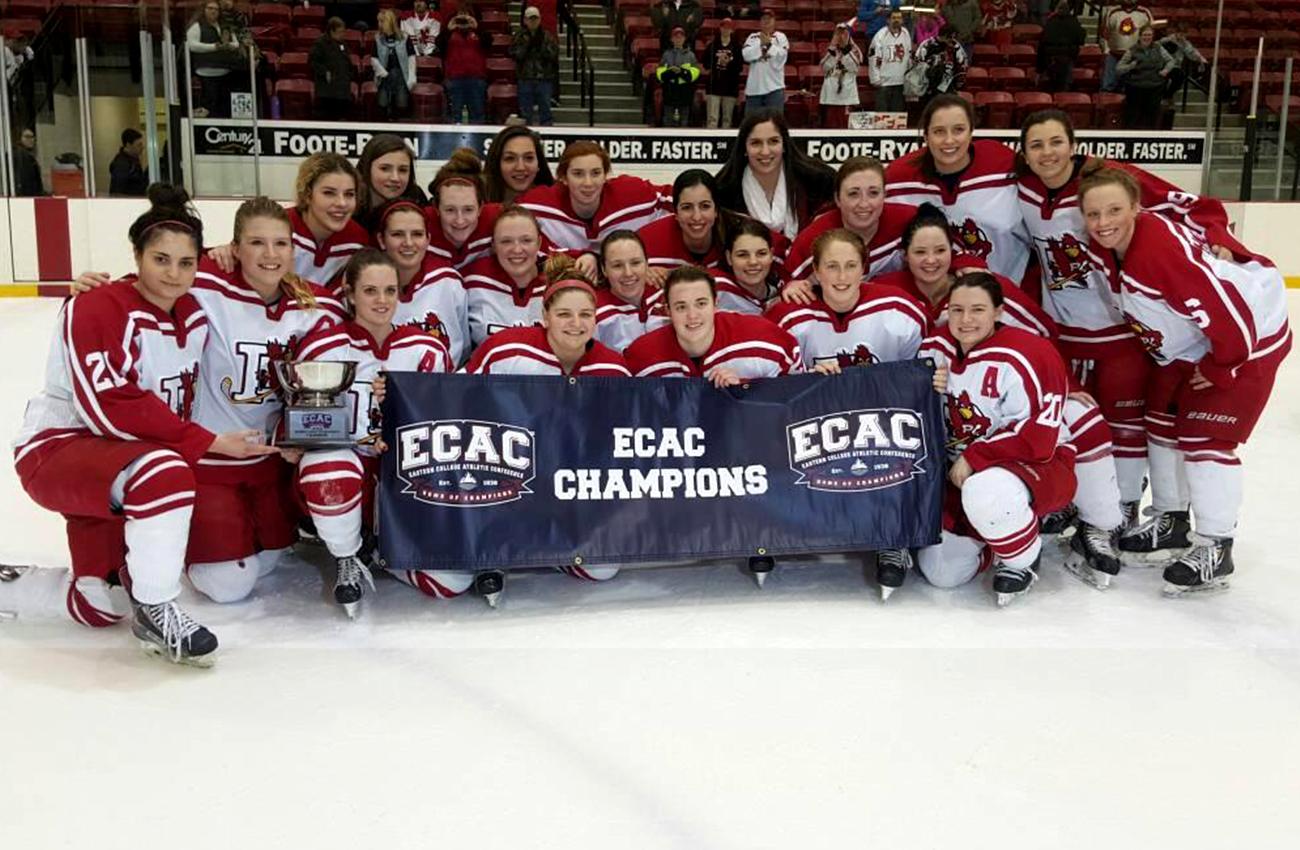 2015-16 ECAC West Women's Season