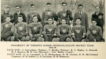 1935-36 OHA Senior Season