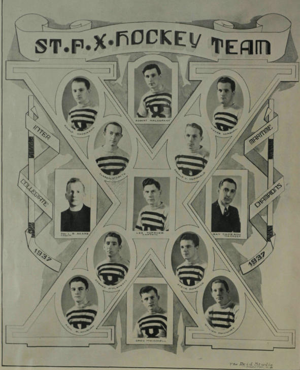 1936-37 MIAA Season