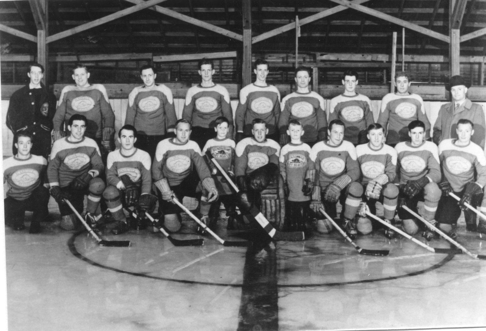 1947-48 OHA Intermediate B Playoffs