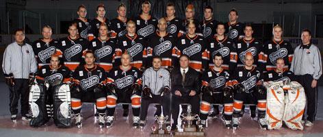2005-06 SJHL Season