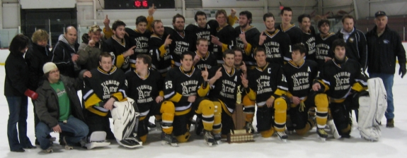 2009-10 PEIJHL Season