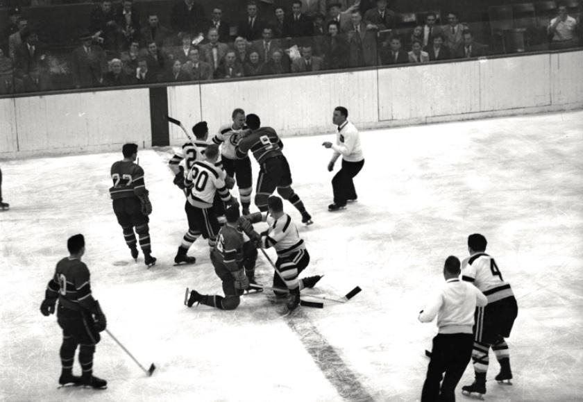 1950–51 Boston Bruins season