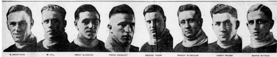 1921-22 Thunder Bay Senior Playoffs
