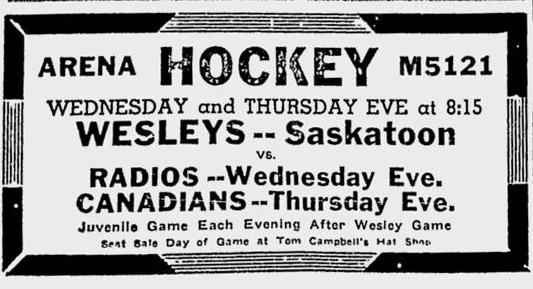 1936-37 Alberta Junior Playoffs