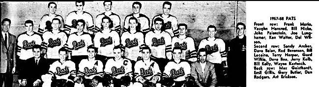 1957-58 SJHL Season