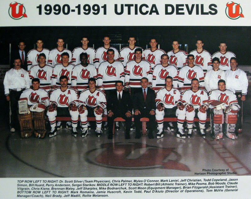 1990–91 AHL season