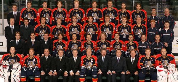 2007–08 Florida Panthers season