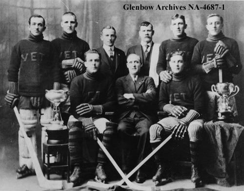 1919-20 Alberta Senior Playoffs