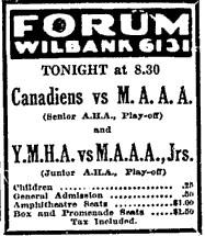 1929-30 Quebec Junior Playoffs