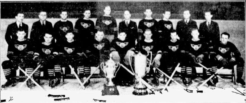 1936-37 Eastern Canada Allan Cup Playoffs
