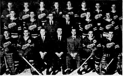1951-52 Quebec Junior B Playoffs