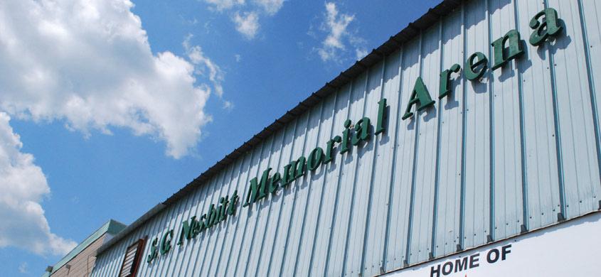 S.G. Nesbitt Memorial Arena