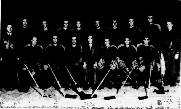 1952-53 Quebec Intermediate Playoffs