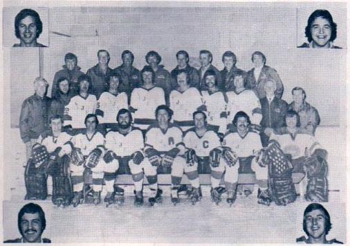 1976-77 OHA Senior Season