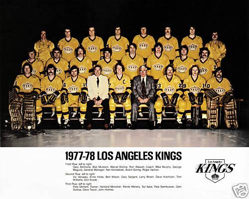 1977–78 Los Angeles Kings season