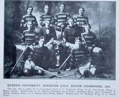 1897-98 OHA Senior Season