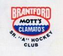 Brantford Motts Clamatos