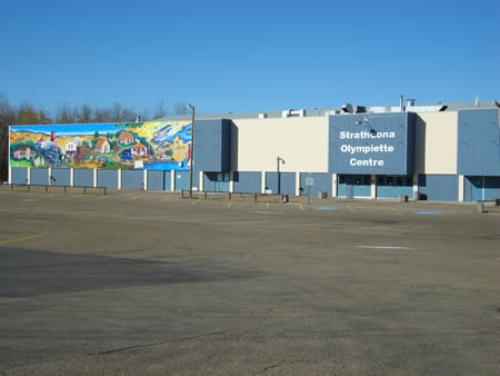 Strathcona Olympiette Centre
