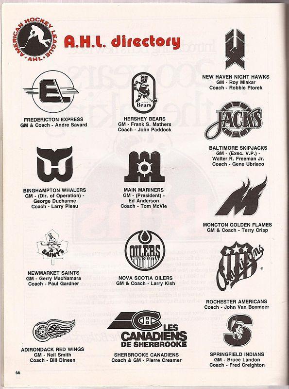 1986–87 AHL season