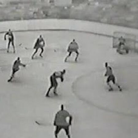 1959 Stanley Cup Semi Final Toronto Maple Leafs vs Boston Bruins Game 7