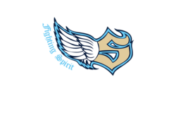 logo as Fighting Spirit