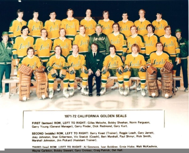 1971–72 California Golden Seals season