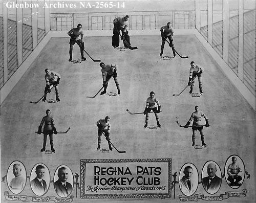 1924-25 Memorial Cup Final