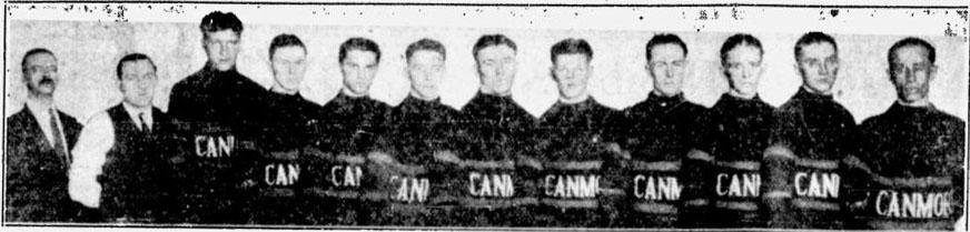 1925-26 Alberta Senior Playoffs