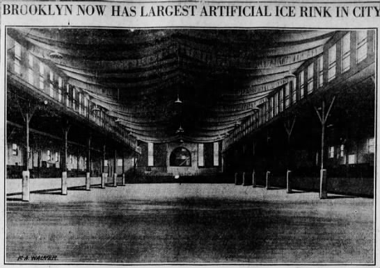 Brooklyn Ice Palace