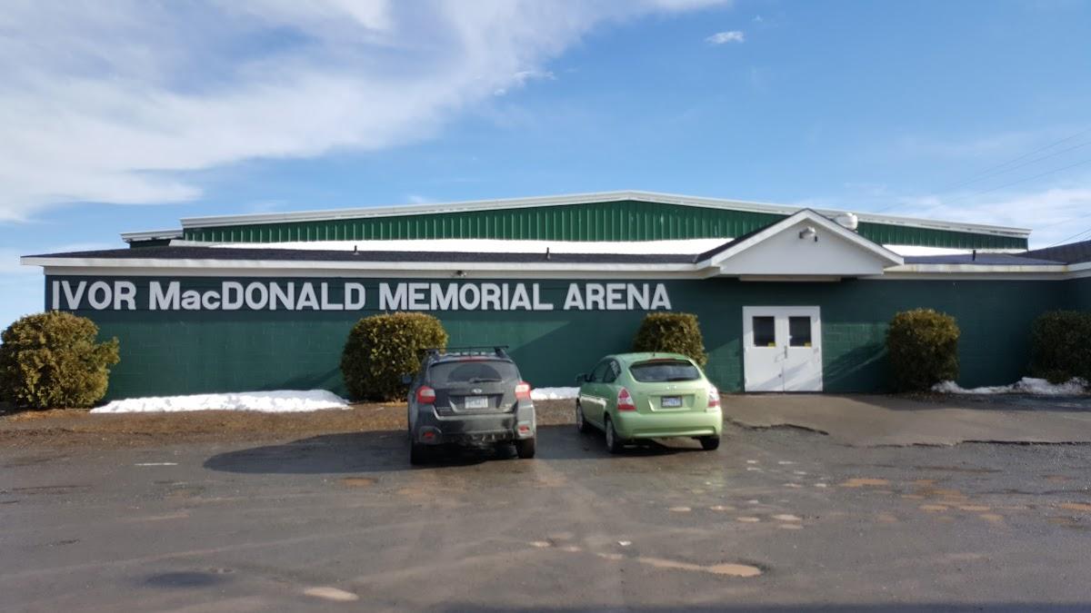 Ivor MacDonald Memorial Arena