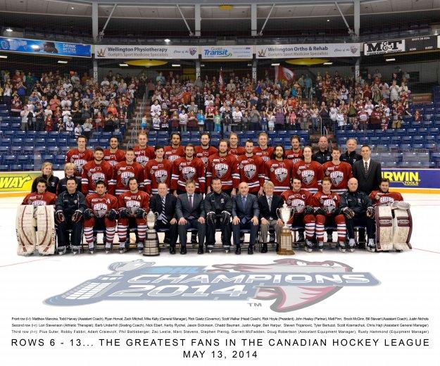 2013-14 OHL Season