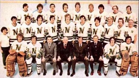 1977–78 Minnesota North Stars season