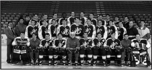 1994–95 NCAA Division I men's ice hockey season