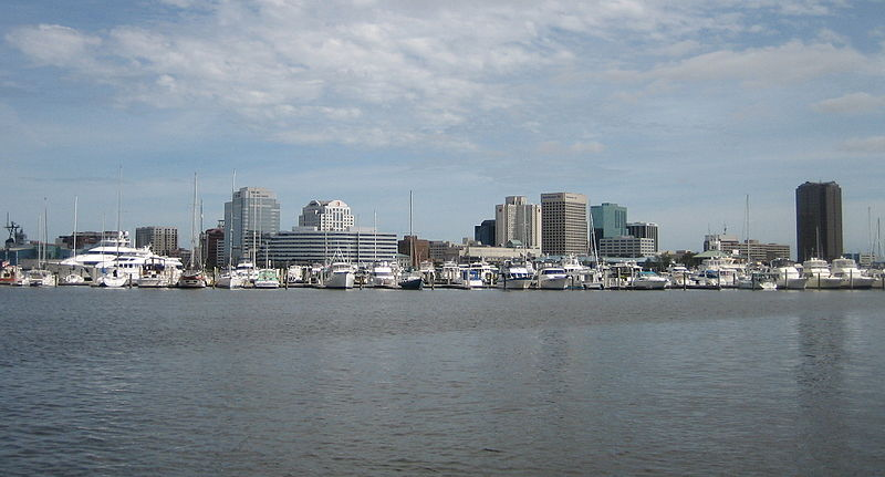 Hampton Roads, Virginia