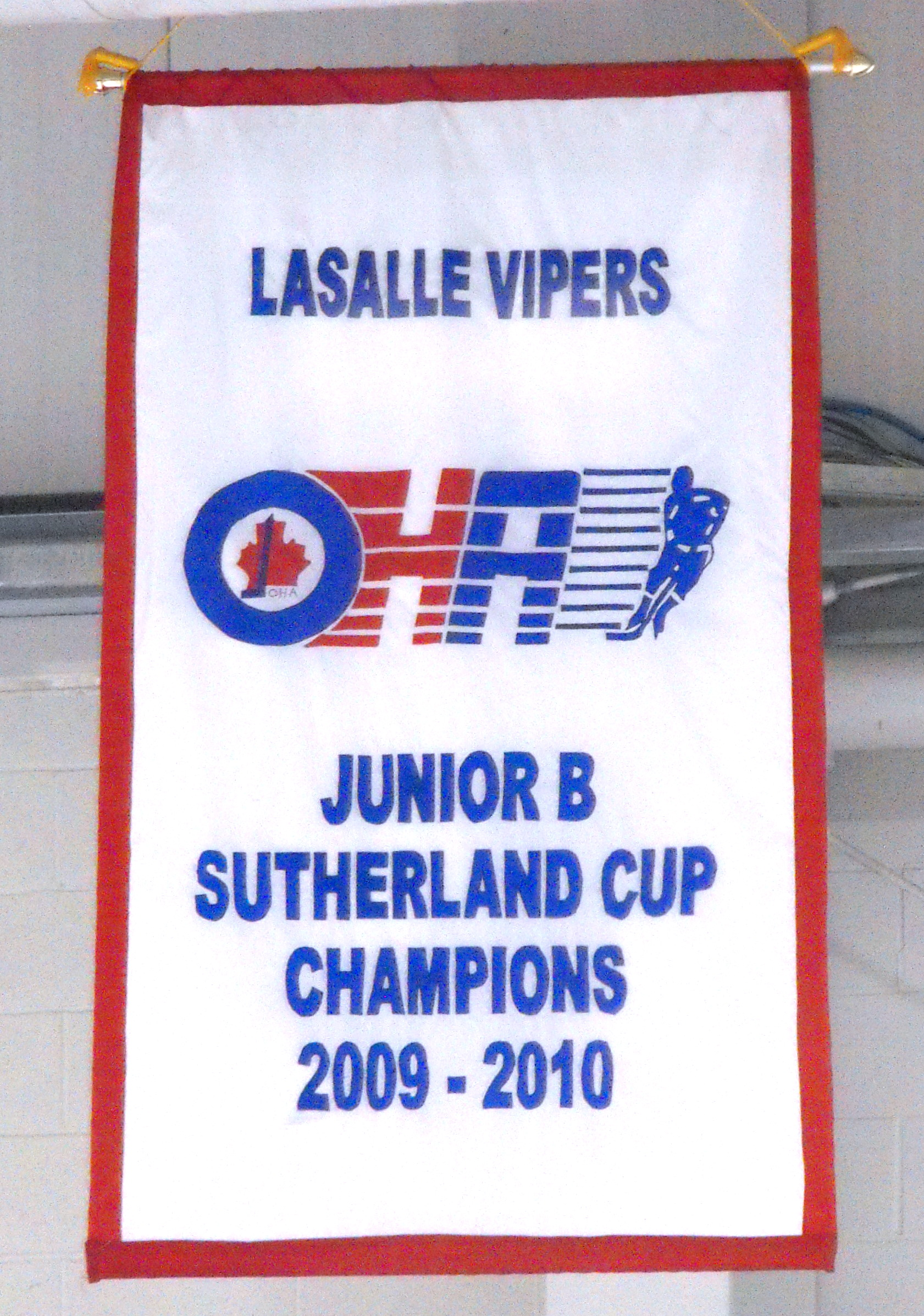 2009-10 GOJHL Season